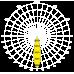 Прожектор светодиодный ДО 125вт, ALPES-L14000-Н оптика