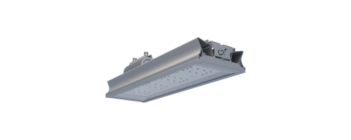 Светильник светодиодный ALPES-S14000 120вт IP67 консольный
