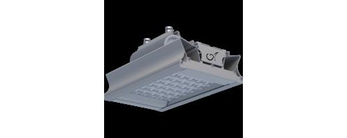 Светильник светодиодный ALPES-S3500-Н 145х70гр 30вт IP67 консольный