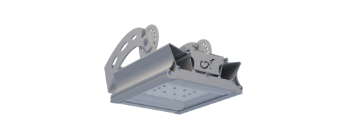 Прожектор светодиодный ДО 30вт, 3500лм, 130гр ALPES-L3500