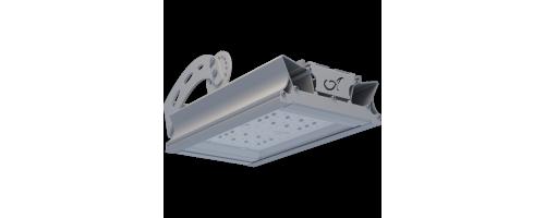 Прожектор светодиодный ДО 60вт, 7000лм, 130гр ALPES-L7000