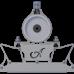 Светильник светодиодный ALPES-S7000 60вт IP67 консольный