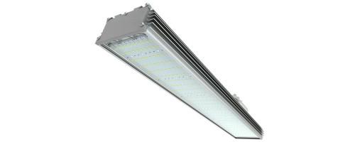 Светильник светодиодный ДКУ 160Вт 22400лм ДКУ52-160-001-Д