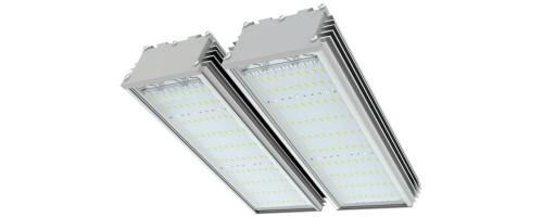 Светильник светодиодный ДКУ 90Вт 12600лм ДКУ53-90-001-Д