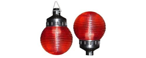 Светильник НСП-03-60-001 сигнальный красный IP54