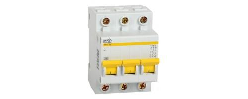 Выключатель автоматический 3п 25А C ВА47-29 4.5кА