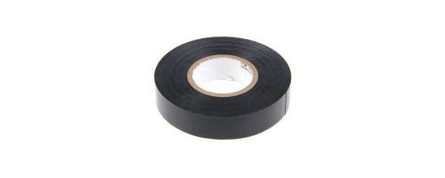Изолента ПВХ черная 15мм 10м