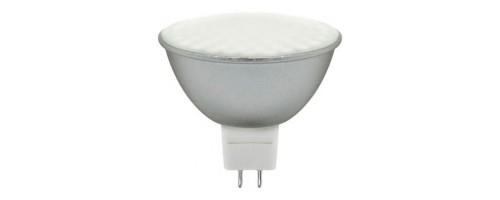 Лампа светодиодная  7Вт GU5.3  560лм 6,5К MR16