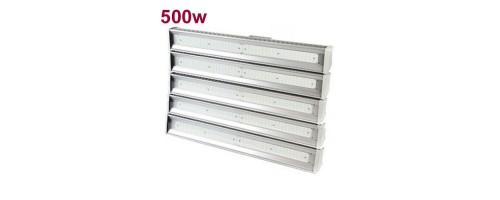 Прожектор светодиодный ДО 500Вт 53380лм IP65 U-L-500