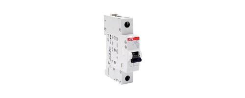 Выключатель автоматический 1п 10А С S201 6кА
