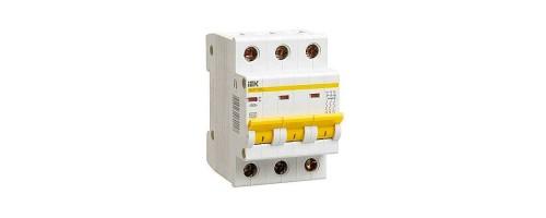Выключатель автоматический 3п 32А C ВА47-29 4.5кА