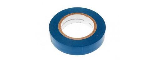 Изолента ПВХ синяя 15мм 10м
