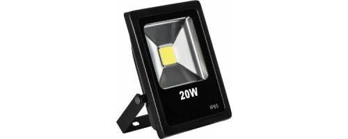Прожектор светодиодный ДО  20Вт 1400лм IP65 ДО-20 SFL70-20