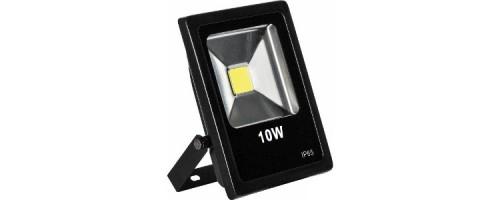 Прожектор светодиодный ДО  10Вт 700лм IP65 ДО-10 SFL70-10
