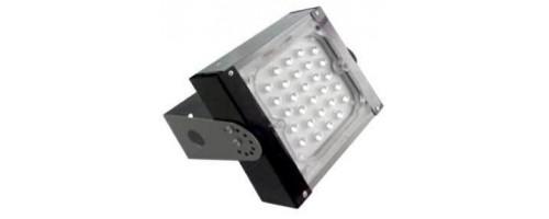Прожектор светодиодный взрывозащищенный  40Вт 3500лм SVT-Str P-S-40-Ex