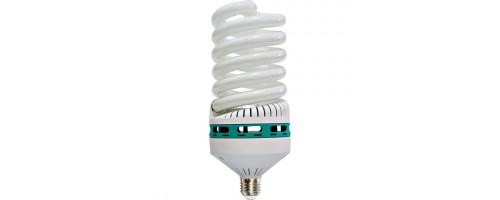 Лампа КЛЛ 125Вт Е40 125/840 Komtex