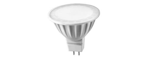 Лампа светодиодная  5Вт GU5.3 350лм 3,0К