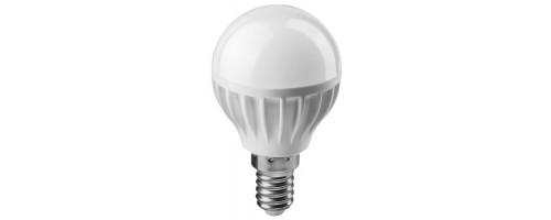 Лампа светодиодная  6Вт E14 470лм 4,0К