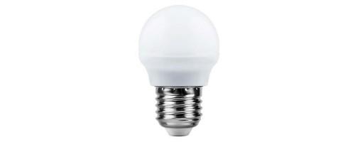 Лампа светодиодная  7Вт E27 560лм 2,7К