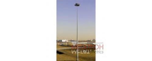 Антенные мачты ВМОГ  высотой от 16 до 25 метров