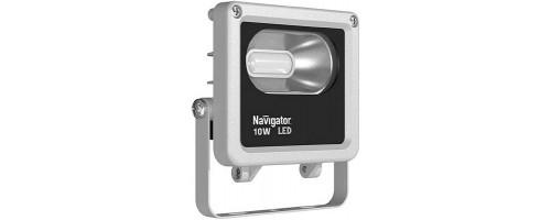 Прожектор светодиодный ДО  10Вт 630лм IP65 ДО-10 71313 NFL-M