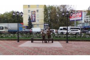 """Памятник группе """"Любе"""" Люберцы"""