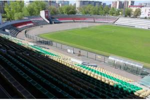 Стадион г.Боровичи