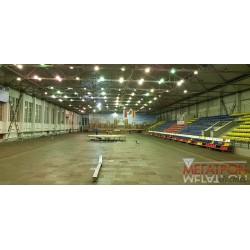 Освещение спортивного зала