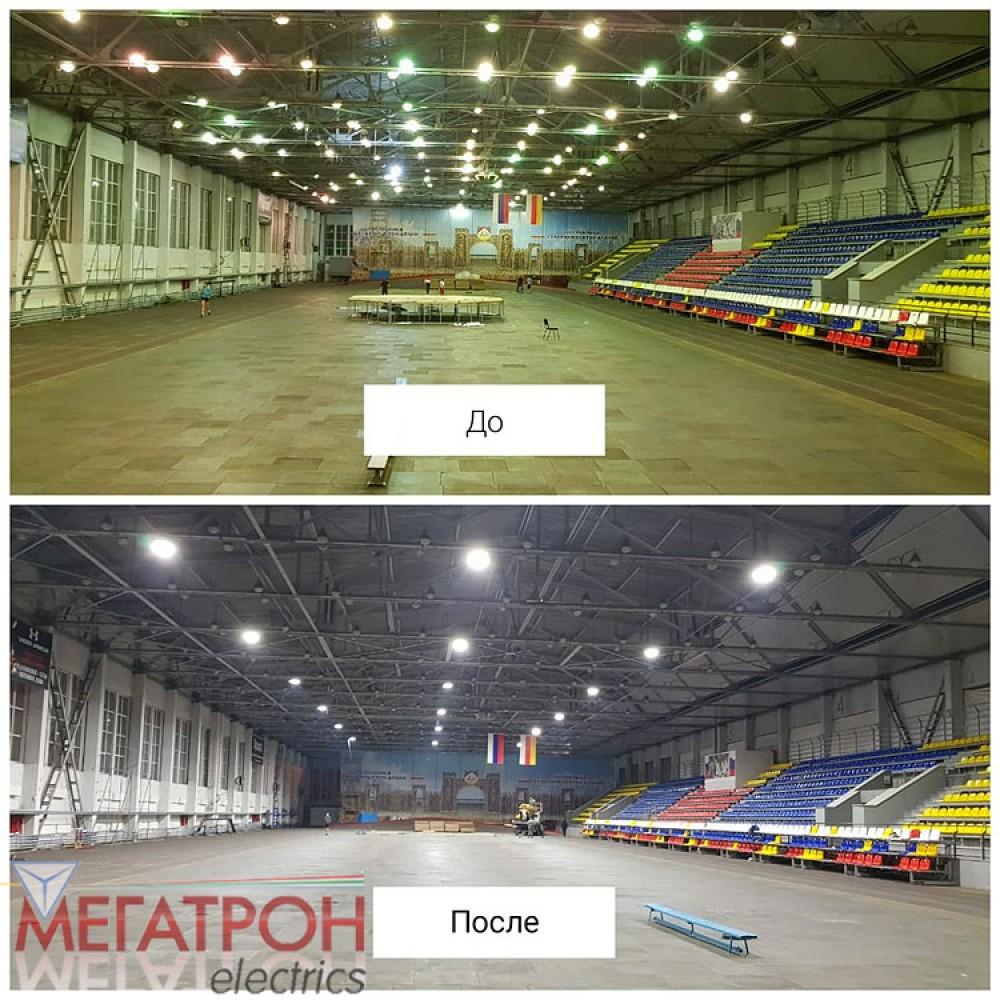 Дворец спорта «МАНЕЖ» им.Б.Х.Кулаева