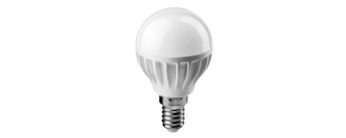 Лампа светодиодная  6Вт E14 450лм 2,7К