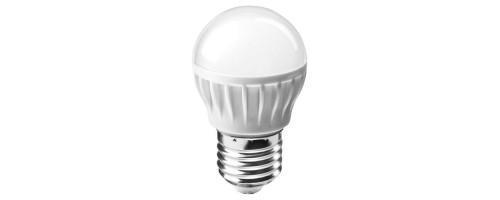 Лампа светодиодная  6Вт E27 450лм 2,7К