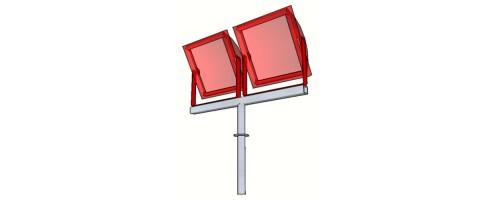Кронштейн для прожектора КТ-0,2-1,0