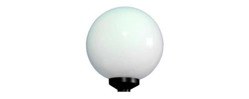 Светильник шар уличный D300мм НТУ 100-002