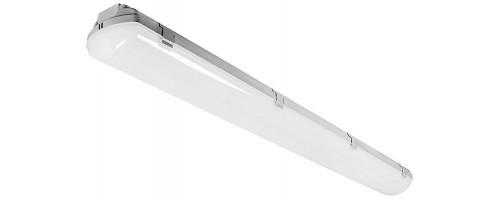 Промышленный светодиодный светильник  30Вт 2720лм SVT-P-I-1280-30W-M-inBAT-2h аварийный