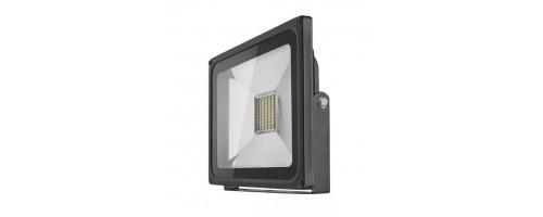 Прожектор светодиодный ДО  50Вт 4000лм IP65 OFL-50-4K-BL