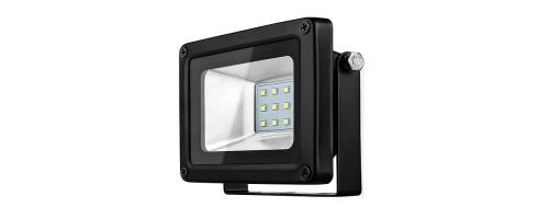 Прожектор светодиодный ДО  10Вт 800лм IP65 OFL-10-4K-BL