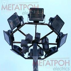 Металлоконструкции для освещения. Опоры. Кронштейны. Закладные.