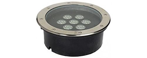 Светильник светодиодный 28Вт грунтовый ПВУ 631–28–001–Оптикс