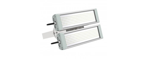 Прожектор светодиодный ДО 122вт, SVT-STR-MPRO-61W-DUO