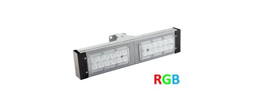 RGB-прожектор 54Вт SVT-RGB-PSL-54W