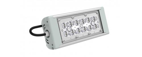 Светильник светодиодный уличный 42Вт SVT-STR-MPRO-Max-42W-хх с оптикой