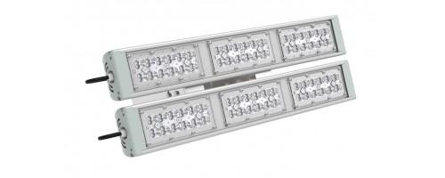 Светильник светодиодный 238 Вт SVT-STR-MPRO-Max-119Wхх-DUO с оптикой