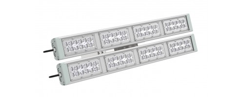 Светильник светодиодный 310вт SVT-STR-MPRO-Max-155W-хх-DUO с оптикой