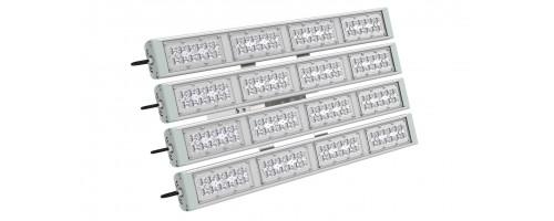 Прожектор светодиодный SVT-STR-MPRO-Max-155W-хх-QUATTRO с оптикой