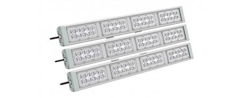 Прожектор светодиодный  465Вт SVT-STR-MPRO-Max-155W-хх-TRIO с оптикой