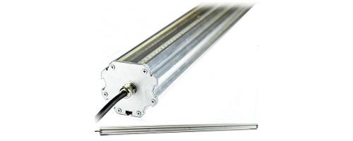 Промышленный светодиодный светильник 64Вт 7680лм IP66 SVT-P-Fort-1500-64W