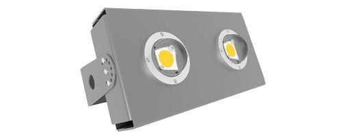 Прожектор светодиодный ДО 120Вт 18000лм SVT-STR-COB-120W