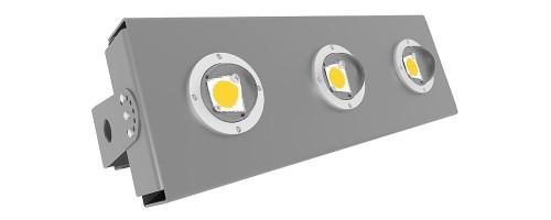 Теплостойкий светильник 120Вт 18000лм SVT-STR-eCOB-120W
