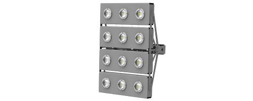 Прожектор светодиодный ДО 720Вт 99600лм SVT-STR-COB-180W-QUATTRO