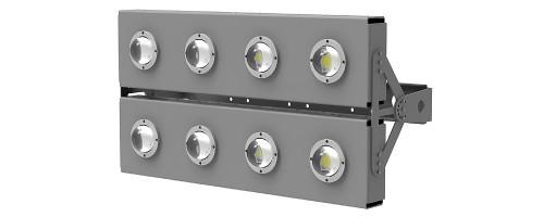 Прожектор светодиодный ДО 480Вт 66400лм SVT-STR-COB-240W-XX DUO